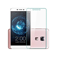 Screen Protector Tempered Glass For LeTV LeEco Le Max 2/2 PRO 0.33mm Arc Egde Glass Film - Transparent