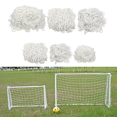 0b1134e39 Generic Football Soccer Goal Post Net Training Match Replace Outdoor Full  Size Adult Kid