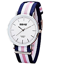 guoaivo SBAO  Fashion Temperament Vintage Couple Simple High-end Watches - Multicolor G