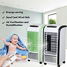 220V 60W Air Cooler Fan Conditioner Cooling Remote Control Air Puirfication