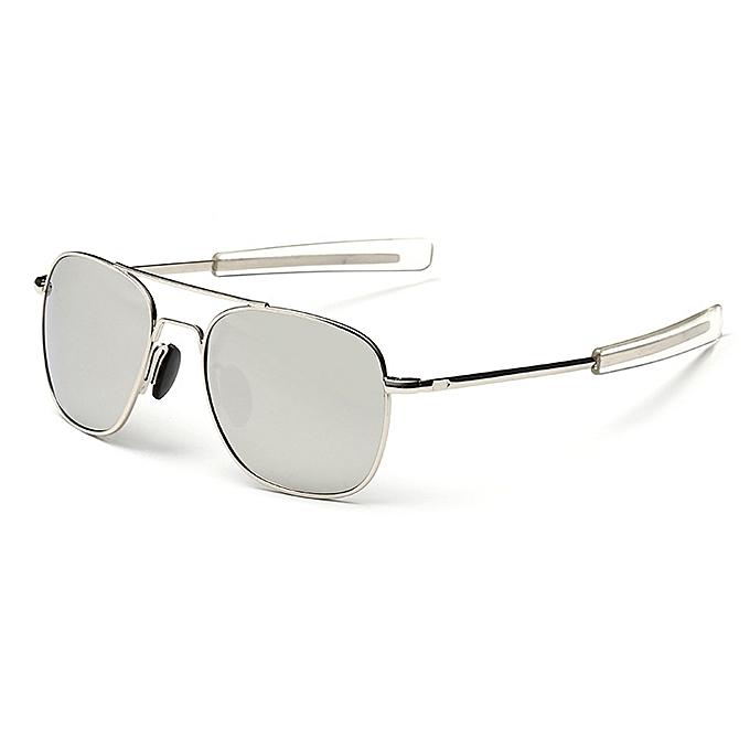 e0b9171ccc6 Men Classic Design Pilot Sunglasses Fashion Twin-Beams Coating Mirrored Sunglasses  Mens Glasses Eyewear A285