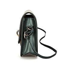 Fohting Vintage Casual Handbags Women Clutch Party Purse Shoulder Messenger Bags GN -Green
