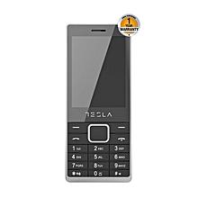 Feature 3, 32MB (Dual SIM), Black