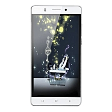 G12 Smartphone MTK6580 1+8G Memory 5.5' Screen For Android 5.1 Systems-white