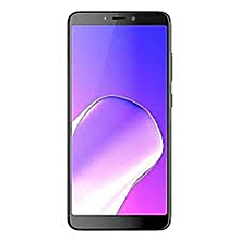 "HOT 6 (x606b) - 1GB RAM - 16GB - 6"" - 13+5MP- FingerPrint - 4000mAh - 4G LTE - Face ID - Sandstone Black"