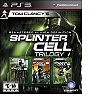 PS3 Game Splinter Cell Triology