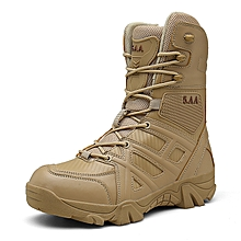 006a20c7a Delta Military Boots Male Breathable Special Forces High To Help Desert Tactical  Boots Combat Boots
