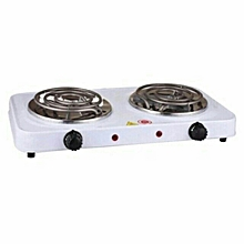 Double Electric Hotplate counter top