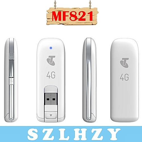 ZTE MF821 4G 3G LTE USB Dongle USB Stick Mobile Broadband Modem internet  key with SIM card Slot PK MF823 MF831 MF820