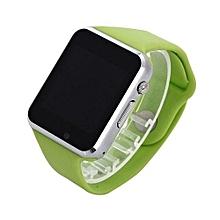 A1 WristWatch Bluetooth Smart Watch Sport Pedometer Smartwatch(Green)