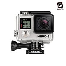 GoPro Hero 4 Black Edition Action Camera - 1 Year Malaysia Warranty