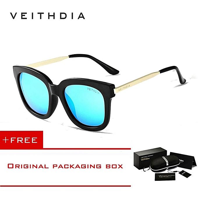 f81cceacfb3 VEITHDIA TR90 Womens Driving Sun Glasses Polarized Mirror Lens Luxury  Ladies Designer Sunglasses Eyewear For Women