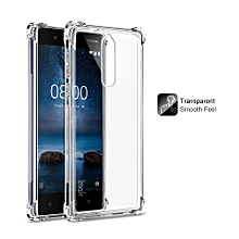 Imak TPU Airbag Shockproof Back Cover for Nokia 8 Soft Silicone Case