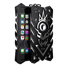 Evergreenbuying  phone case,[Vulcan Series] Shockproof Dropproof Aluminum Metal Case Hollow Design Rugged Strong Protection Cover for iPhone 6s Plus/iPhone 6 Plus