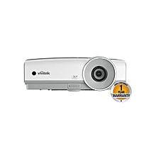 D 851 DLP - Projector - White & Grey