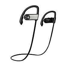 Wireless Ear Hanging Sports Bluetooth Headset Waterproof Stereo HD Sound