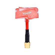 Foxeer 5.8G 3dBi TX/RX RHCP Omni FPV Antenna RP-SMA Male/SMA Male-PinkSMA