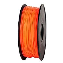 340m 1.75mm PLA 3D Printing Filament Biodegradable Material - Orange