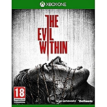 XBOX 1 Game The Evil Within