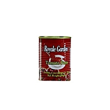Garden Double Concentrated Tomato Paste Tin 400 g