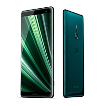 Xperia XZ3 6.0-Inch (6GB RAM, 64GB ROM) Android 9.0 Pie, (19MP + 13MP) Dual SIM LTE Smartphone - Forest Green