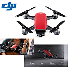 Spark Mini RC Selfie Drone WiFi FPV 12MP Camera Quadcopter RTF - red
