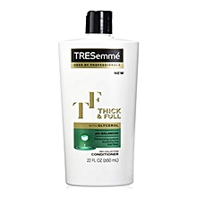 Thick & Full Conditioner -   650ml