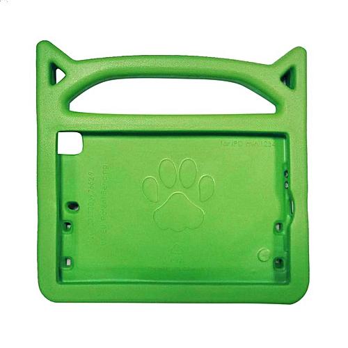 HP Devil Style Case Kids Non-toxic EVA Handle Stand Cover for iPad mini  1/2/3/4