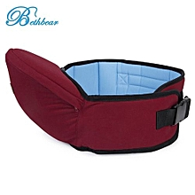 Ergonomic Babies Carrier Newborn Kid Pouch Infant With Sling_WINE RED