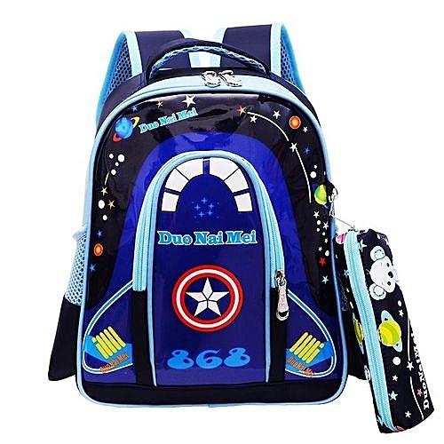 08f1c490393 Generic 3D Boy Or Girl s Waterproof School Bag Kids Backpacks(Color Main  Pic)   Best Price   Jumia Kenya