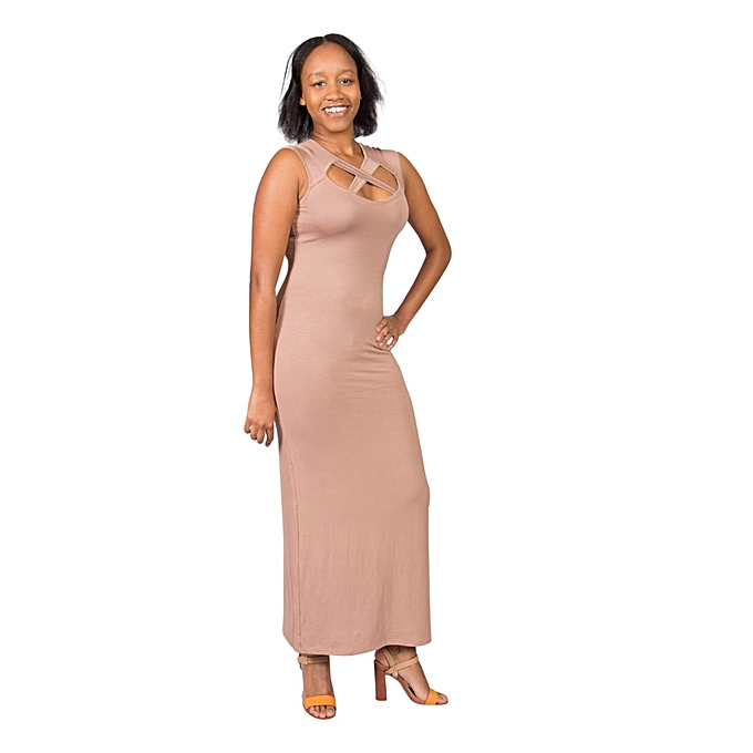 aecb61bba5 KOTON Maxi Dress   Best Price
