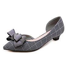 Women's Shoes 2018 Mid-Low Heel Shoes With Elegant Modern Design for Formal Occasions Beautiful, Comfortable, Stylish and Attractive