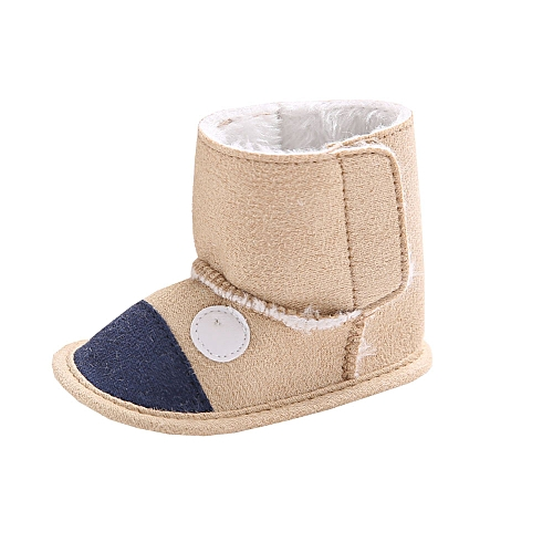 3dd3884c691c Neworldline Keep Warm Infant Toddler Soft Sole Snow Boots Baby Boy ...