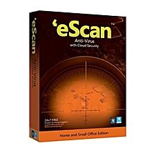 Escan antivirus 3+1free