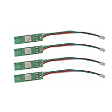MJX Bugs 5 W B5W RC Quadcopter Spare Parts Front & Rear Light Bar-