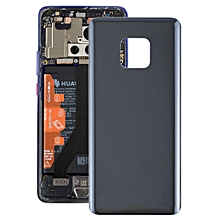 Battery Back Cover for Huawei Mate 20 Pro(Black)