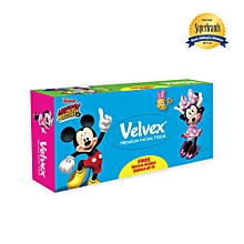 Premium Disney Mickey & Minnie Facial Tissues - 80 sheets (Free sticker inside! Collect all 15)
