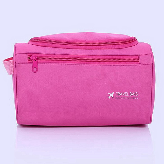 002b8f560366 Casual Men function Cosmetic Bag Business Makeup Case Women Travel Make Up  Zipper Organizer Storage Pouch Toiletry Wash Kit(5)