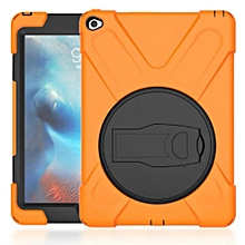 Pirate king stent dropproof earthquake waterproof Case For Apple iPad Air 2 (Orange) - intl Mll-S