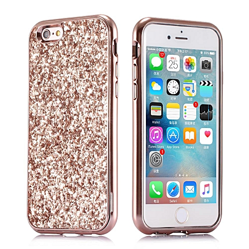 wholesale dealer 09210 edff6 Case For IPhone 6 Plus Case,2 In 1 Glitter Bling Crystal Shiny Heavy Duty  Protection Drop Impact Resistant Hybrid Protective Shell Dual Layer Armor  ...