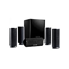 HKTS 16BQ 5.1 Channel Home Theater Speaker-Black