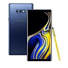"""Galaxy Note 9 - 6.4"""" - 128GB - 6GB RAM - 12MP Camera - Single SIM - Ocean blue"""