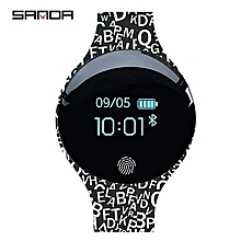SANDA Smart Watch Waterproof IP65 Pedometer Message Reminder Ultra-long Standby X-watch Outdoor Sport Smartwatch For Android IOS sd02