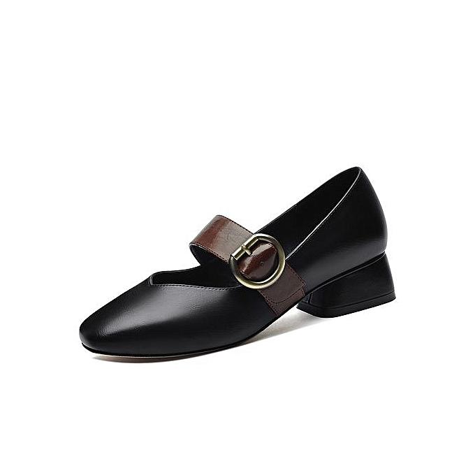 Buy Fashion Women Shoes Mary Jane Ladies High Heels White Wedding ...