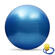 65cm Exercise GYM Yoga Swiss Ball Fitness Pregnancy Birthing Anti Burst + Pump