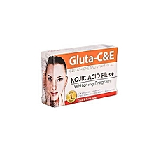 Gluta - C&E Kojic Acid Plus+ Whitening Program -- 135g