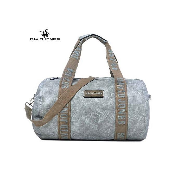 Women Barrel Travel Bag PU Handbags Top-Handle 8e5e5ac083424