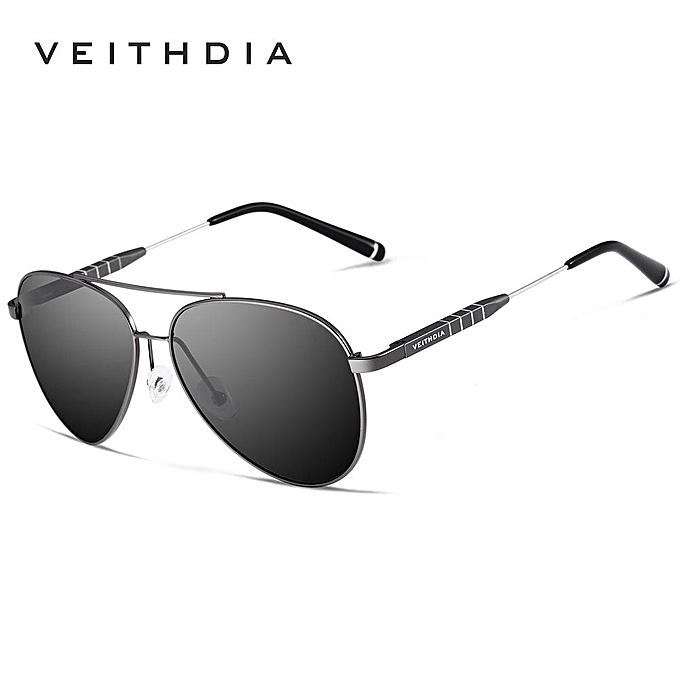 074e406bc9 Veithdia 2017 VEITHDIA Brand Aluminum Magnesium HD Lens Pilot Polarized Sunglasses  Men Driving Goggles Sun Glasses Eyeglasses VPA6698  Free Gift   XYX-S