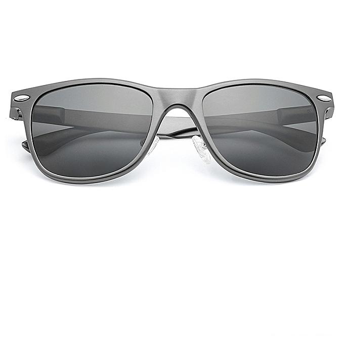 Refined Brand Designer Aluminum Magnesium Polarized Sunglasses Men Vintage  Rivet UV400 Goggles Oculos De Sol For 5b0cdc5725