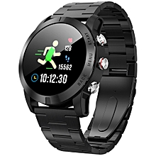"DT NO.I S10 Smart Watch 1.3"" 64KB RAM 512KB ROM IP68 350mAh - BLACK"